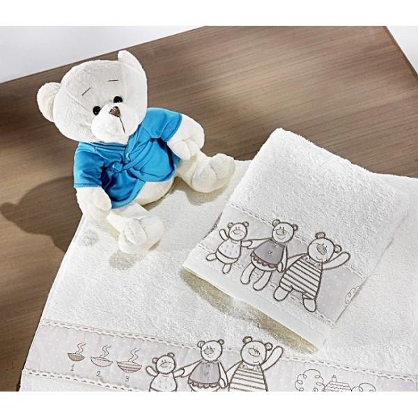 Πετσέτες (σετ) Nima Home Baloo