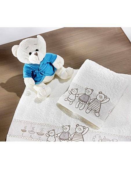Πετσέτες (σετ) Nima Home Cute Bunnies