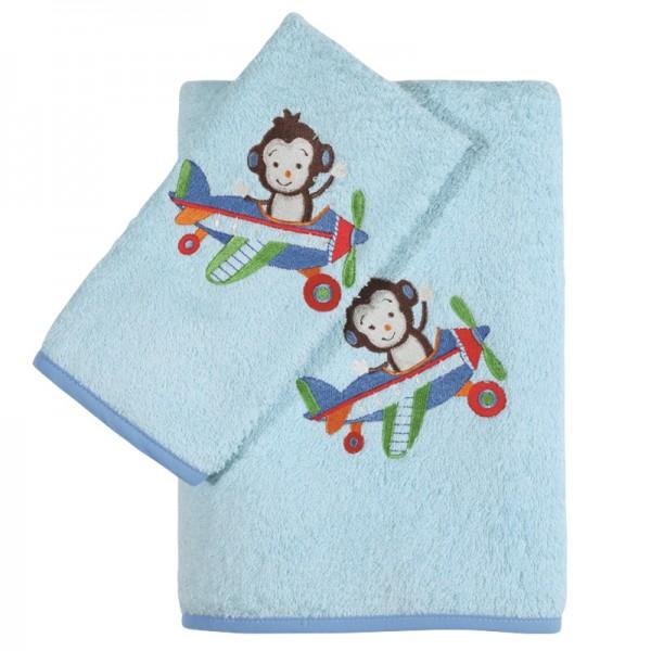 Πετσέτες (σετ) Das Home 6515