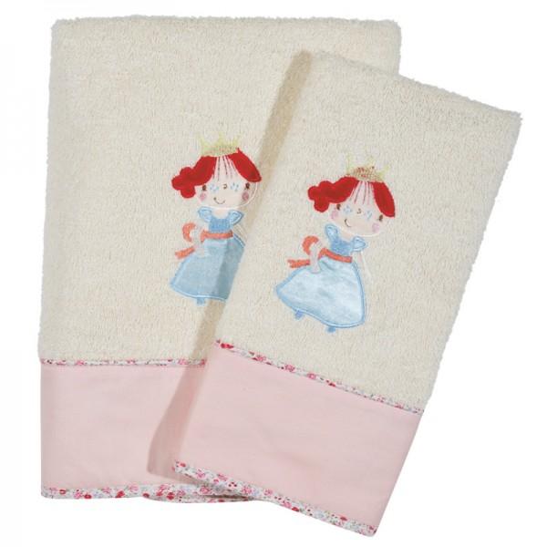 Πετσέτες (σετ) Das Home 6511