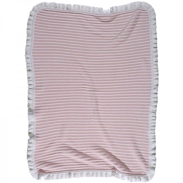 Κουβέρτα Πλεκτή Αγκαλιάς Das Home 6516