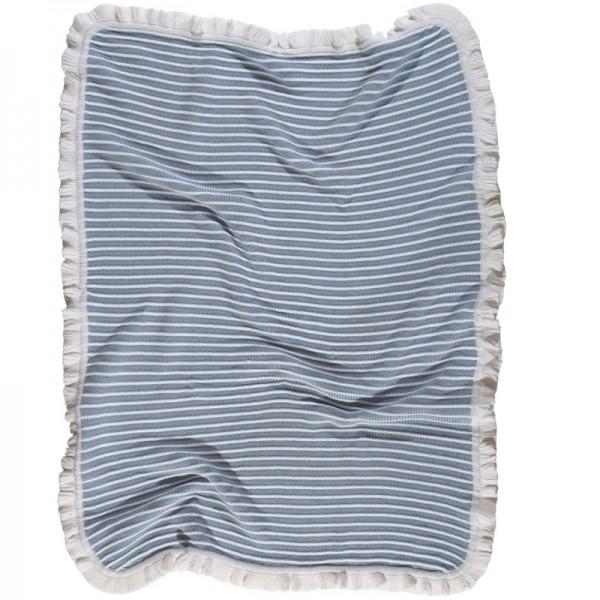 Κουβέρτα Πλεκτή Αγκαλιάς Das Home 6517