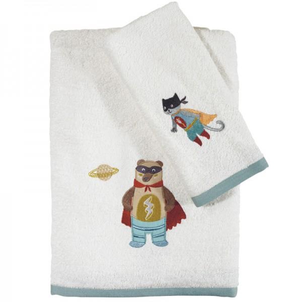 Πετσέτες (σετ) Das Home 6529