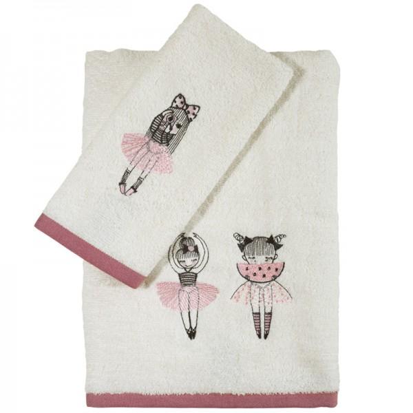 Πετσέτες (σετ) Das Home 6522