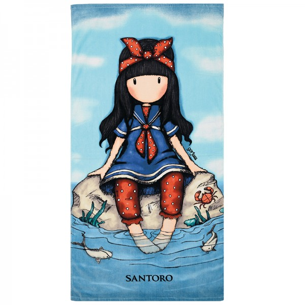 Πετσέτα Θαλάσσης Das Home Santoro 5807