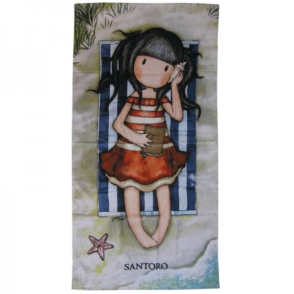 Πετσέτα Θαλάσσης Das Home Santoro 5809