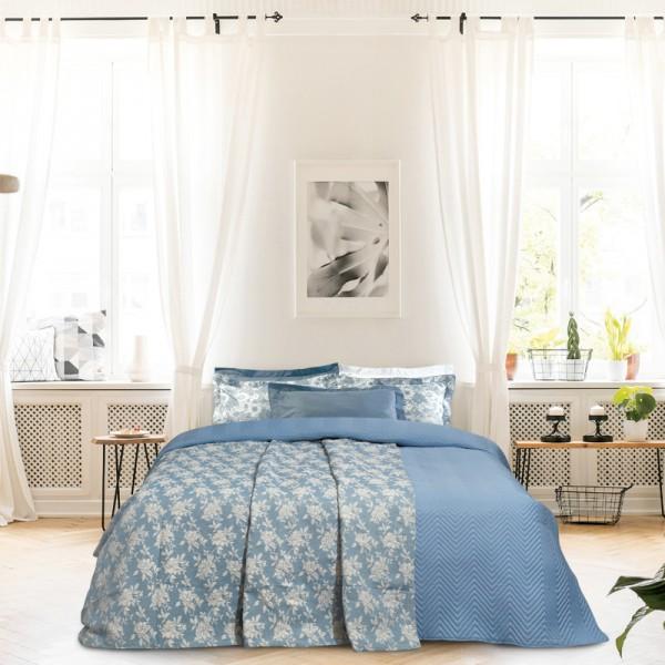 Κουβέρτα Jacquard Υπέρδιπλη Das Home 412