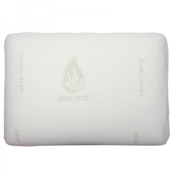 Μαξιλάρι Ύπνου 50Χ70+13 Das Home Aloe Vera - Memory Foam 1095