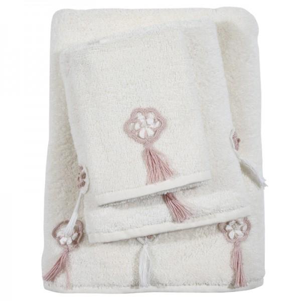 Πετσέτες (σετ) Das Home 374