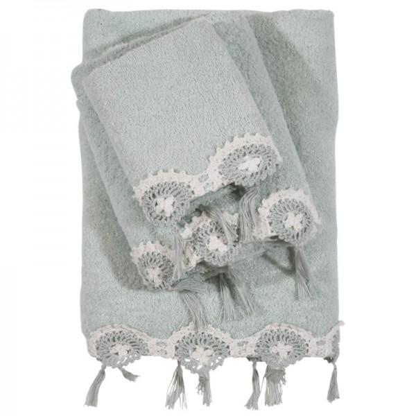 Πετσέτες (σετ) Das Home 377