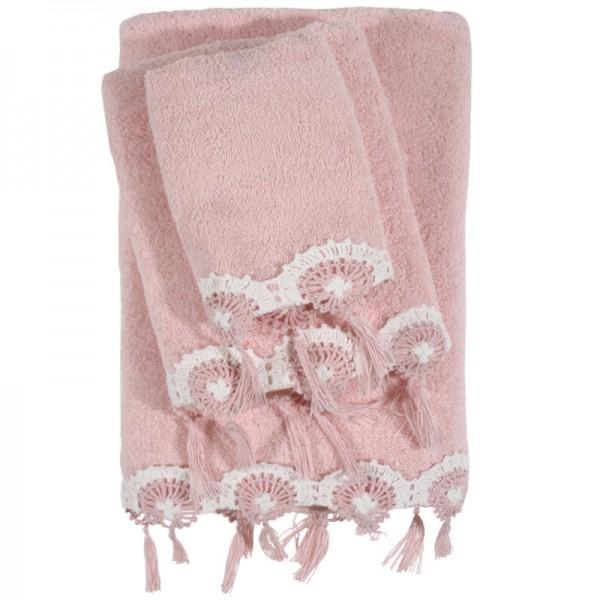 Πετσέτες (σετ) Das Home 378