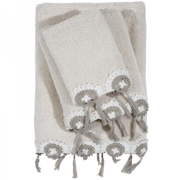 Πετσέτες (σετ) Das Home 379