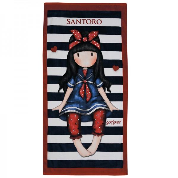 Πετσέτα Θαλάσσης Das Home Santoro 5810