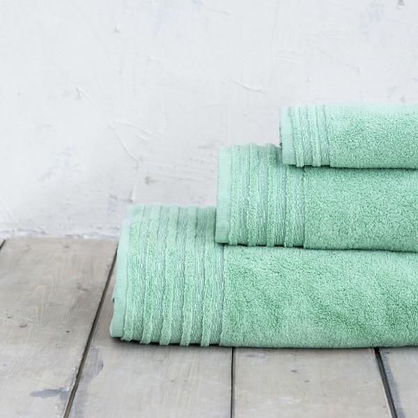 Πετσέτα Μπάνιου Nima Home Vista Emerald Green