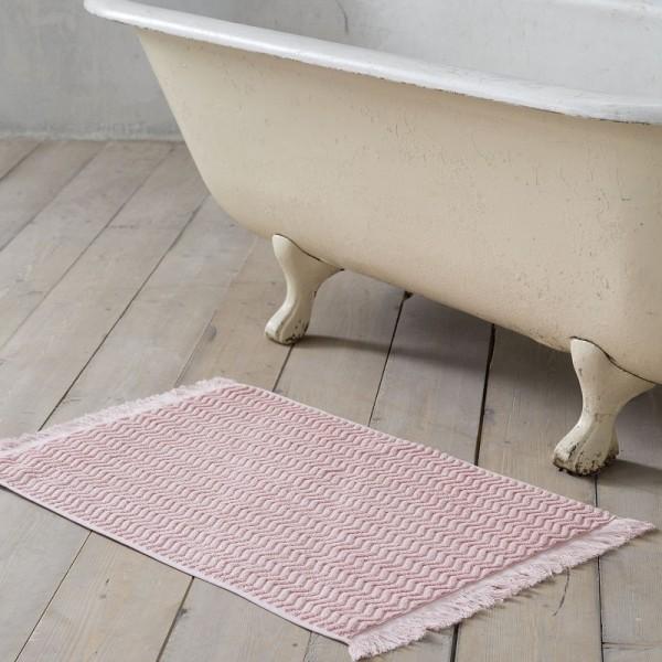 Πατάκι Μπάνιου Nima Home Contour Pink