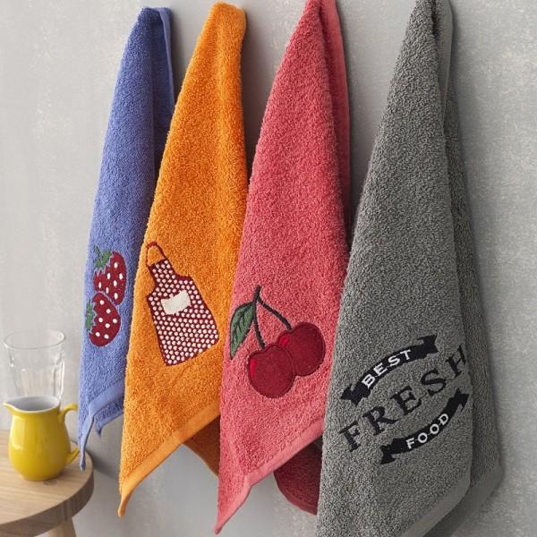 Πετσέτες (σετ) Palamaiki KT010