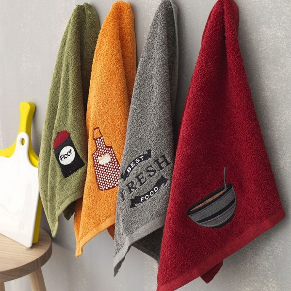 Πετσέτες (σετ) Palamaiki KT020
