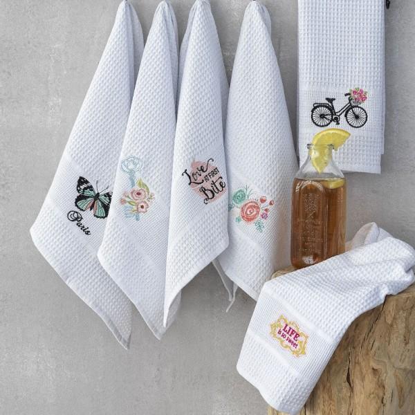 Πετσέτες (σετ) Palamaiki KW010