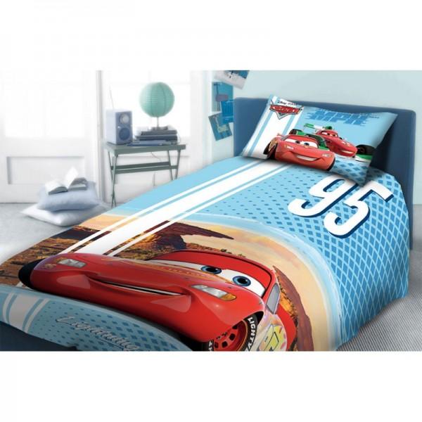 Σεντόνια Μονά (σετ) 3 Τεμαχίων Dim Collection Disney Cars 973