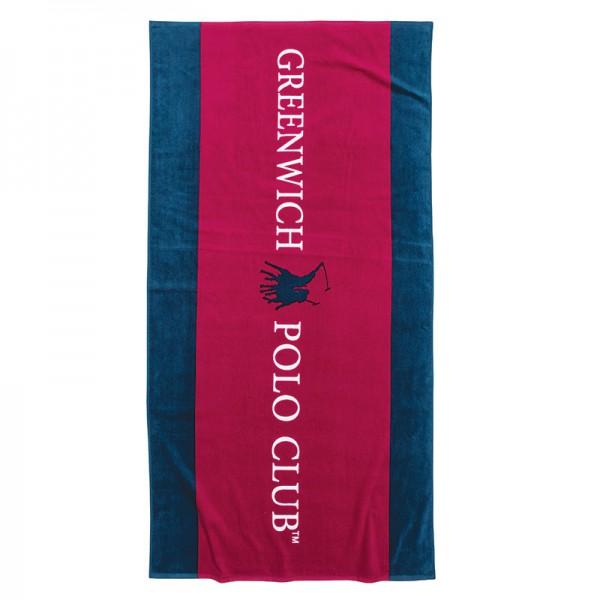 Πετσέτα Θαλάσσης Polo Club 2860