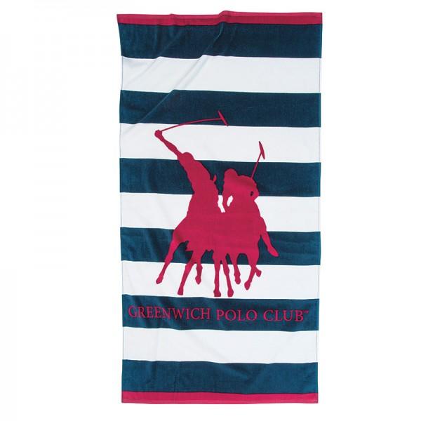 Πετσέτα Θαλάσσης Polo Club 2871