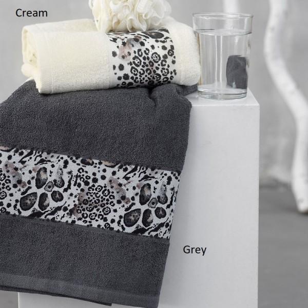 Πετσέτες (σετ) Palamaiki Scordia Cream