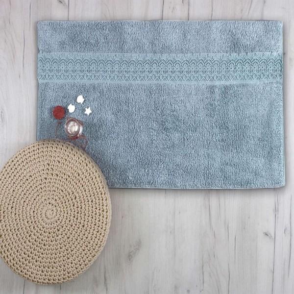 Πατάκι Μπάνιου Sb Home Lace Blue