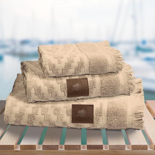 Πετσέτες (σετ) Polo Club 2531