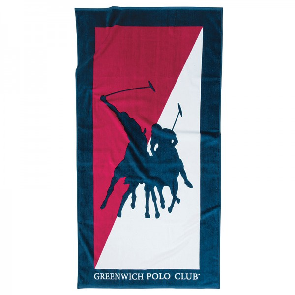 Πετσέτα Θαλάσσης Polo Club 2858