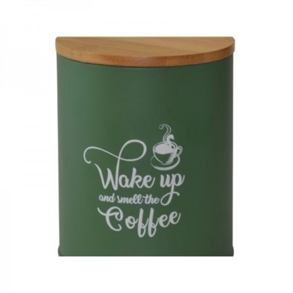 Μεταλλικό Δοχείο Για Καφέ εstia 01-3593 Πράσινο