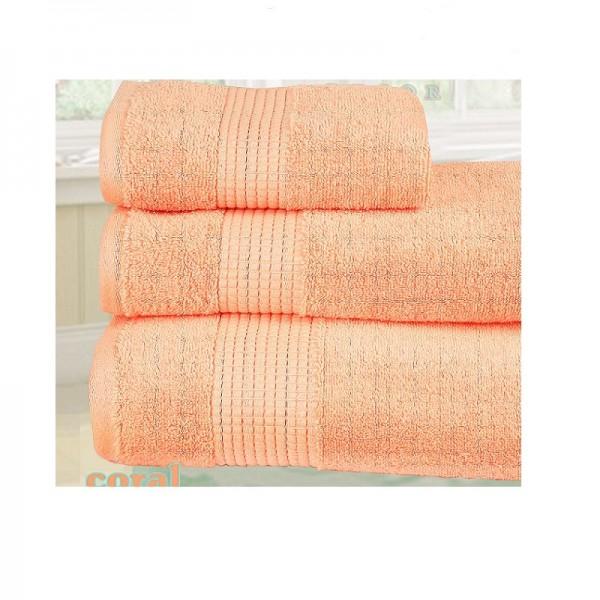Πετσέτα Προσώπου Mc Decor Coral