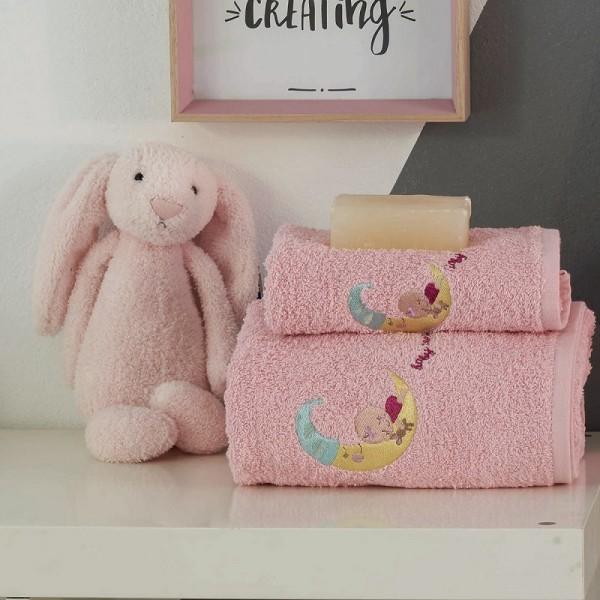 Πετσέτες (σετ) Makis Tselios Sleepgirl