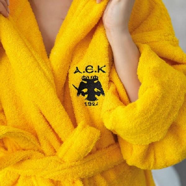 Παιδικό Μπουρνούζι Palamaiki AEK FC Young