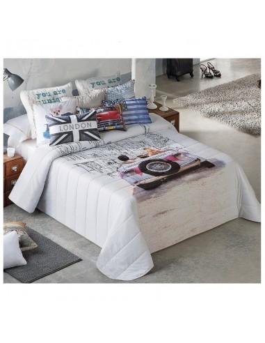 Παπλωματοθήκη Μονή (σετ) Emileon Textile Alvin