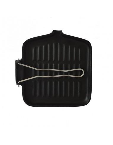 Γκριλιέρα Μαντέμι 22cm Με Σπαστή Λαβή Iron Series εstia 01-4514