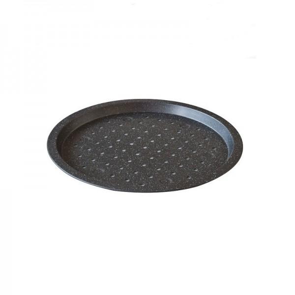 Ταψί Πίτσας Τρυπητό 33cm εstia Stone Series 01-5245