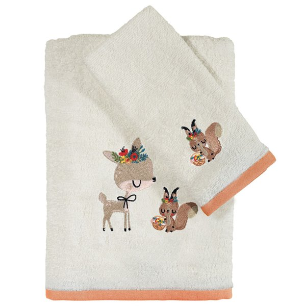 Πετσέτες (σετ) Das Home 4702