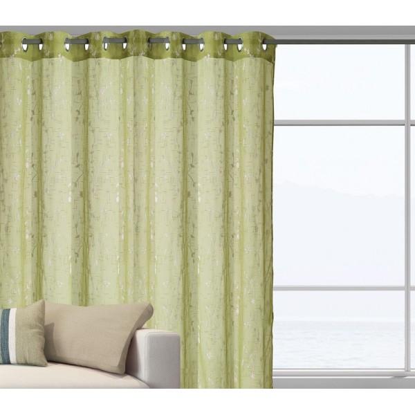 Κουρτίνα Με Τρoυκς (300Χ280) Das Home 2028