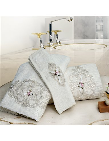 Πετσέτες (σετ) Sb Home Emily