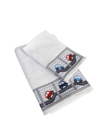 Πετσέτες (σετ) Dimcol Autoroad 55 Λευκό