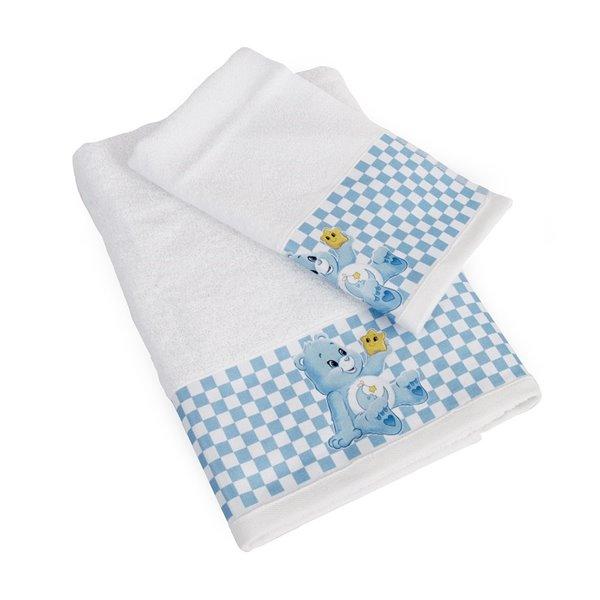 Πετσέτες (σετ) Dimcol Baby Bear 81 Λευκό