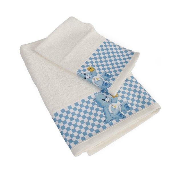 Πετσέτες (σετ) Dimcol Baby Bear 82 Εκρού