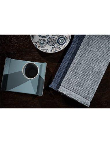 Πετσέτες Κουζίνας (σετ) 2 Τεμαχίων Guy Laroche Tissus Grey