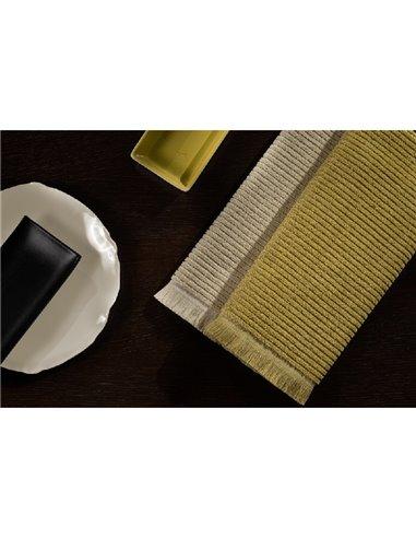 Πετσέτες Κουζίνας (σετ) 2 Τεμαχίων Guy Laroche Tissus Olive