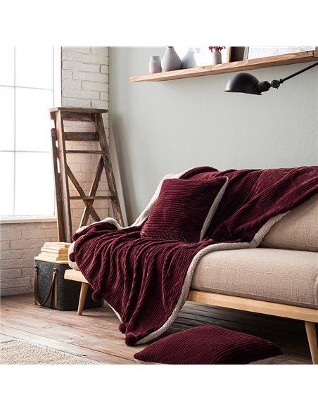 Κουβέρτα Καναπέ Gofis Home 478/19