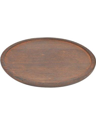 Ξύλινη Βάση Για Μαντέμι 15cm εstia 01-8383