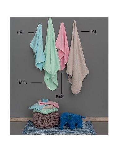 Πετσέτες (σετ) 2 Τεμαχίων Palamaiki Robin