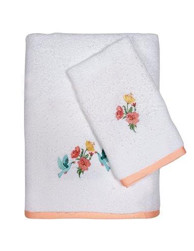 Πετσέτες (σετ) Das Home 4755