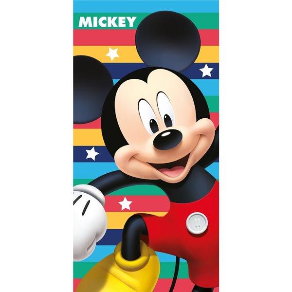 Πετσέτα Θαλάσσης Dimcol Disney Mickey 07