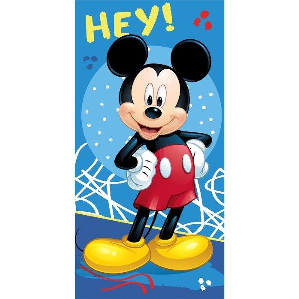 Πετσέτα Θαλάσσης Dimcol Disney Mickey 08